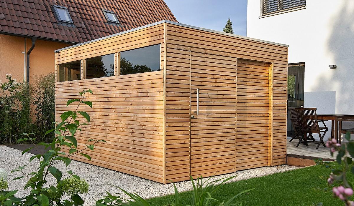 Gartenhaus Individuell Konfigurieren